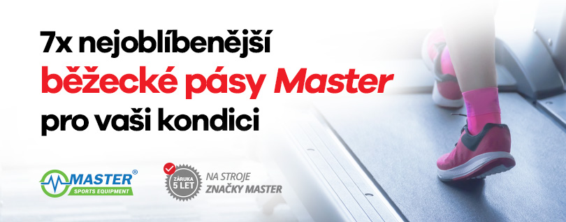Běžecké pásy Master