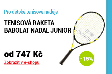 Tenisová raketa Babolat Nadal Junior