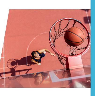 Basketbalový koš Master Street