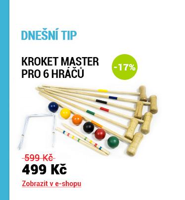 Kroket Master pro 6 hráčů