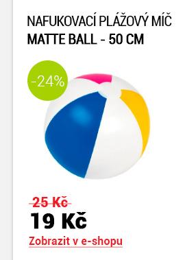 Nafukovací míč Mattel Ball