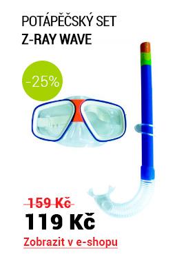 Potápěčská sada Z-Ray Wave