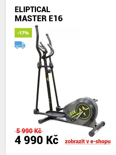 ELIPTICAL MASTER E16