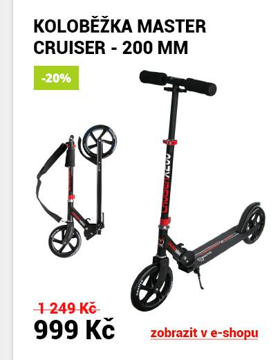 Koloběžka Master Cruiser