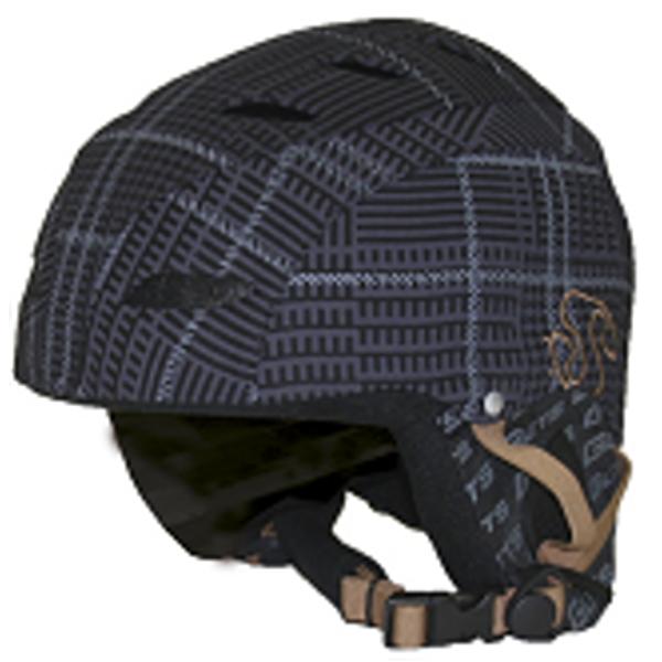 Lyžařská přilba SPARTAN Snow helm S - hnědá