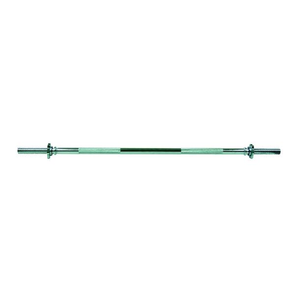 Vzpěračská tyč MASTER rovná - 165 cm