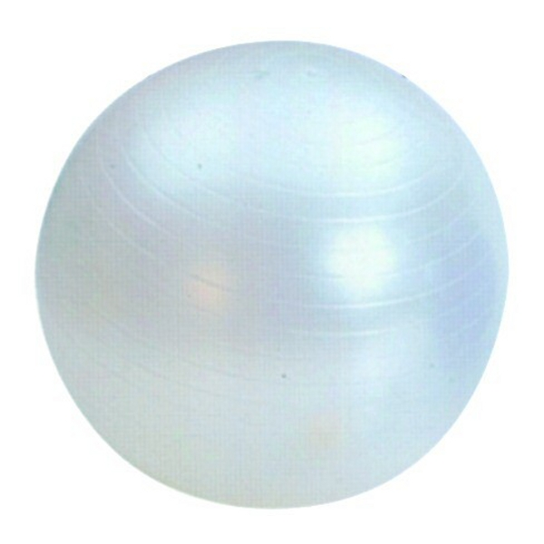 Gymnastický míč průměr 55 cm - modrý