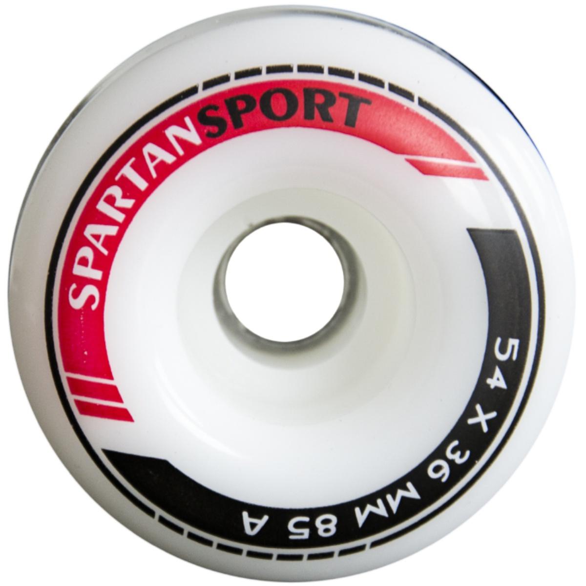 Náhradní kolečka na skateboard 54 x 36 mm