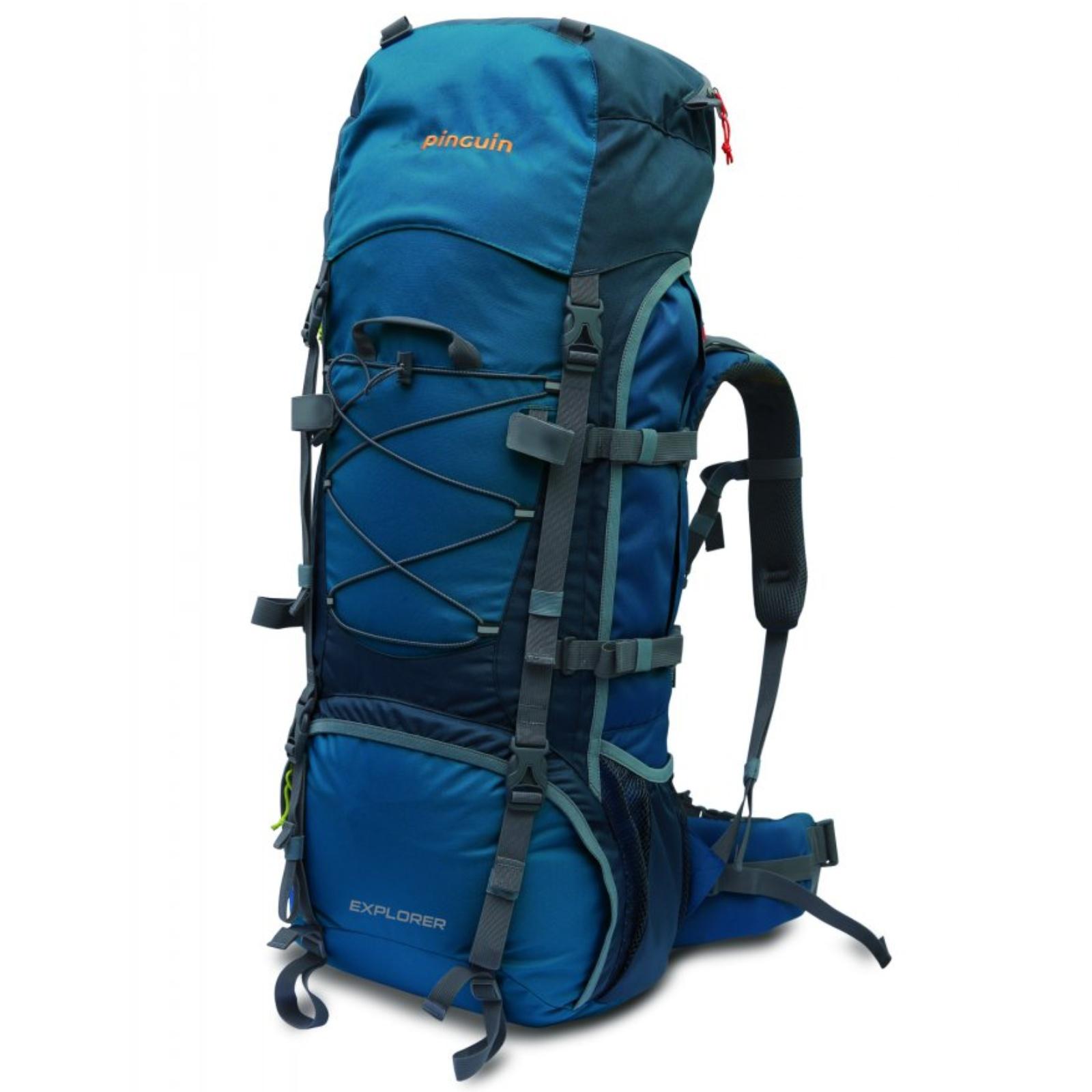 Batoh PINGUIN Explorer 75 modrý