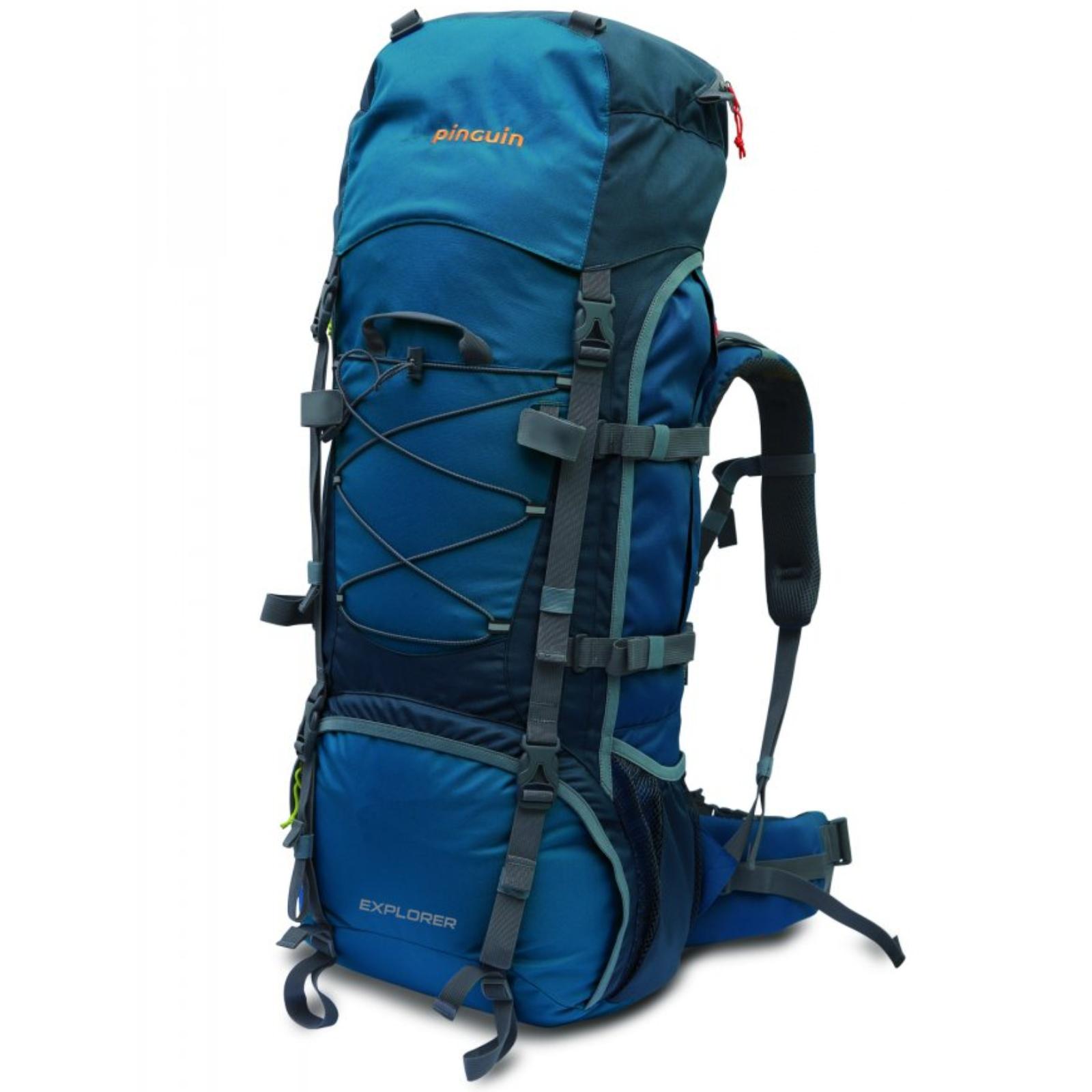 Batoh PINGUIN Explorer 60 modrý