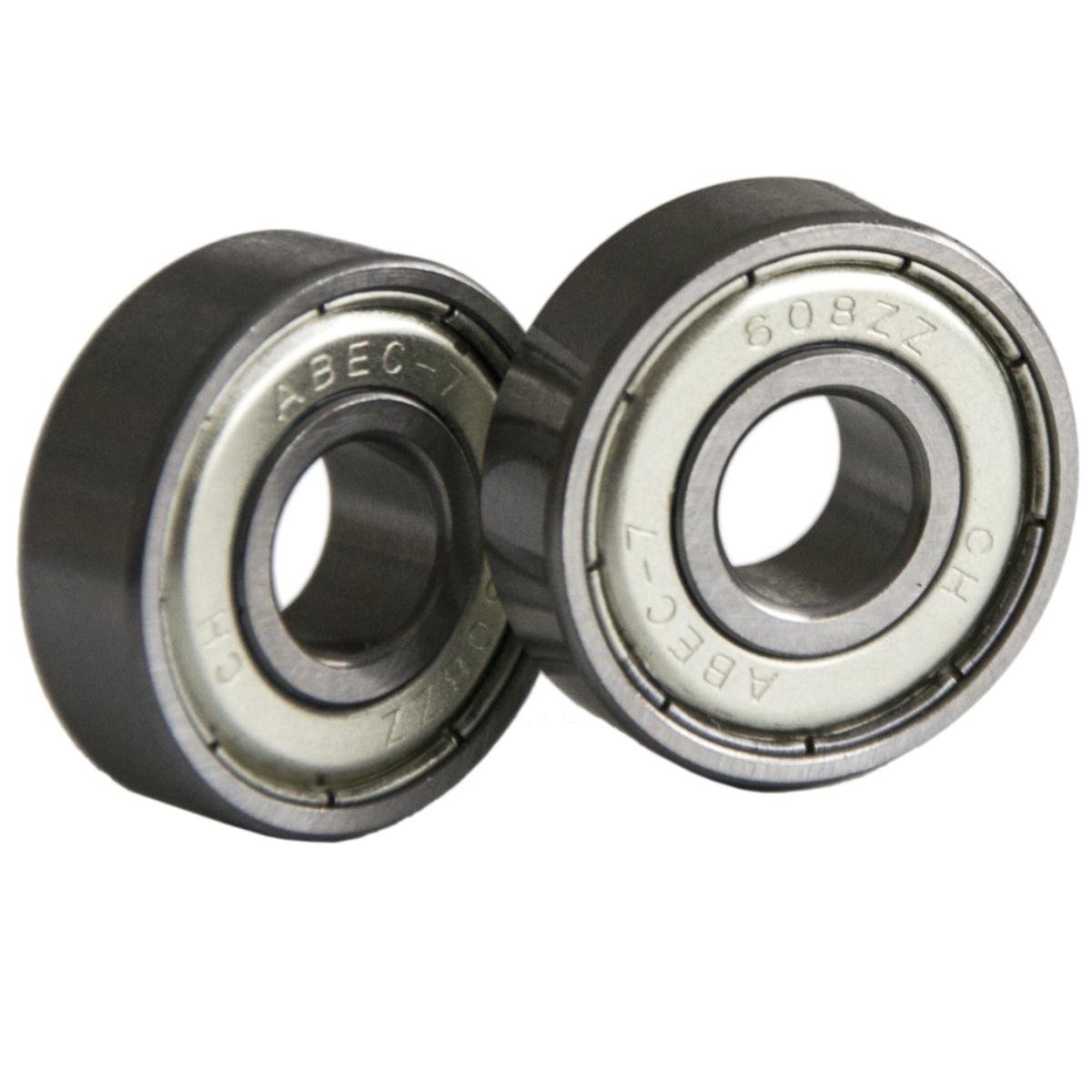 Ložiska NILS ABEC 7 Chrome steel