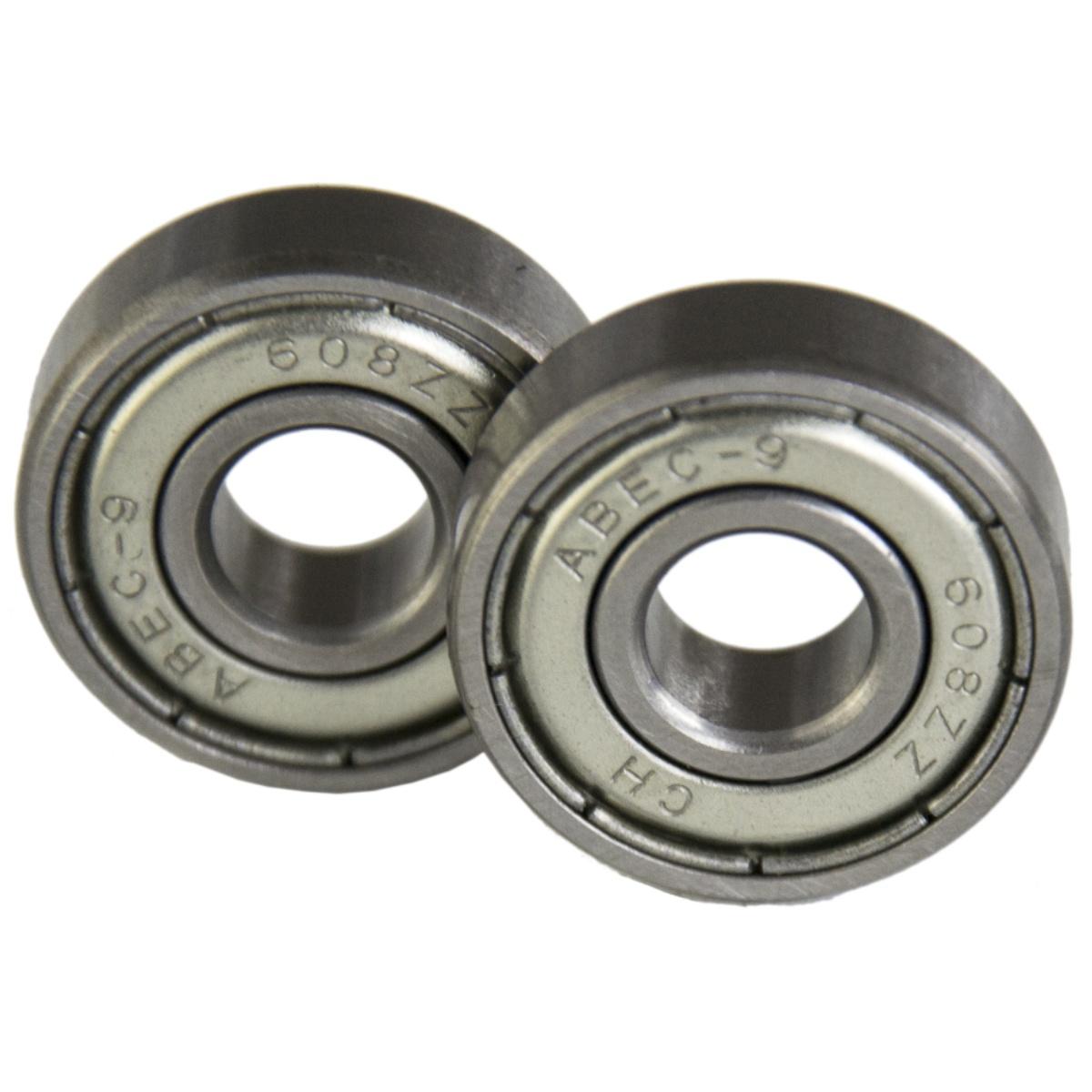 Ložiska NILS ABEC 9 Chrome steel