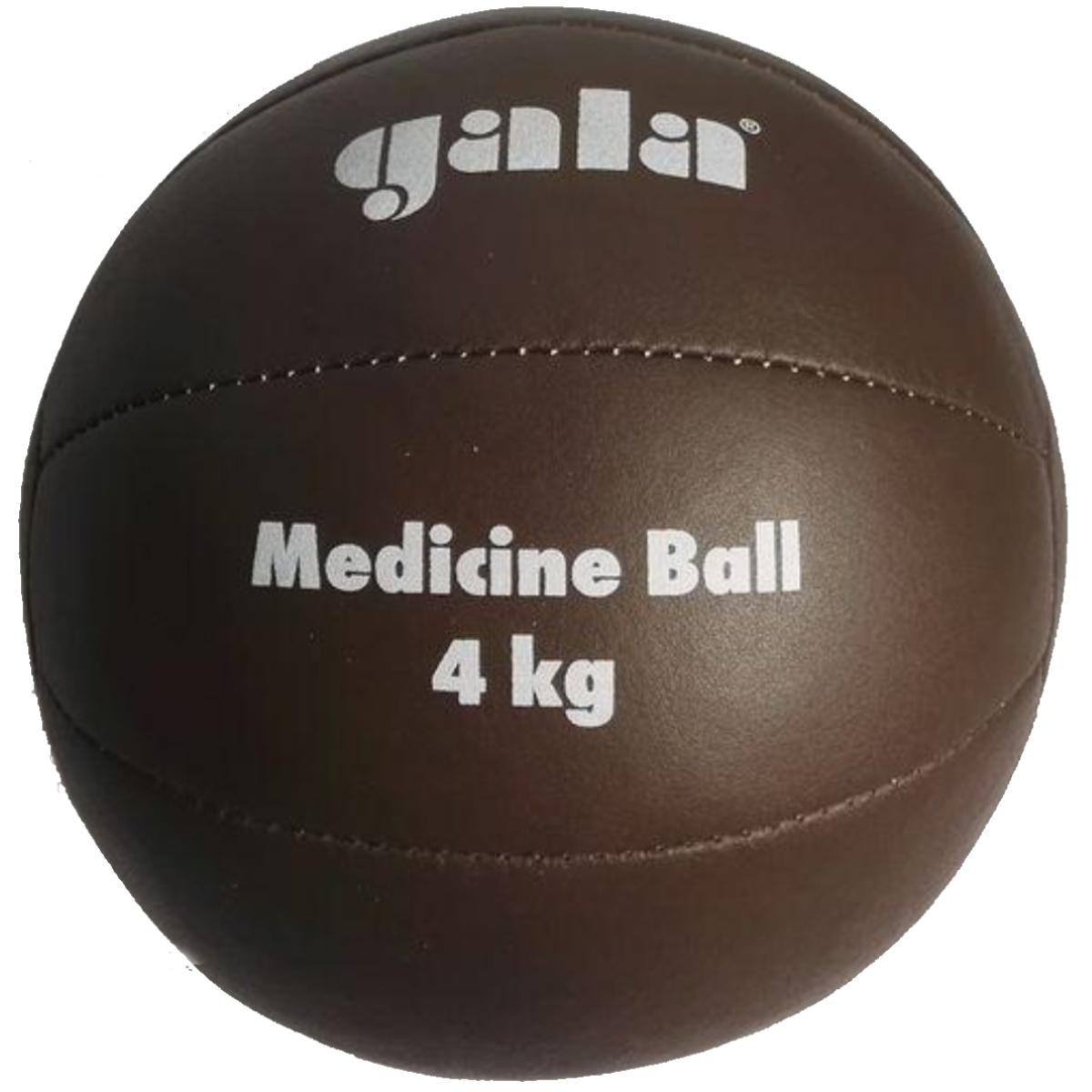 Medicimbální míč GALA Medicimbal 0340S 4kg