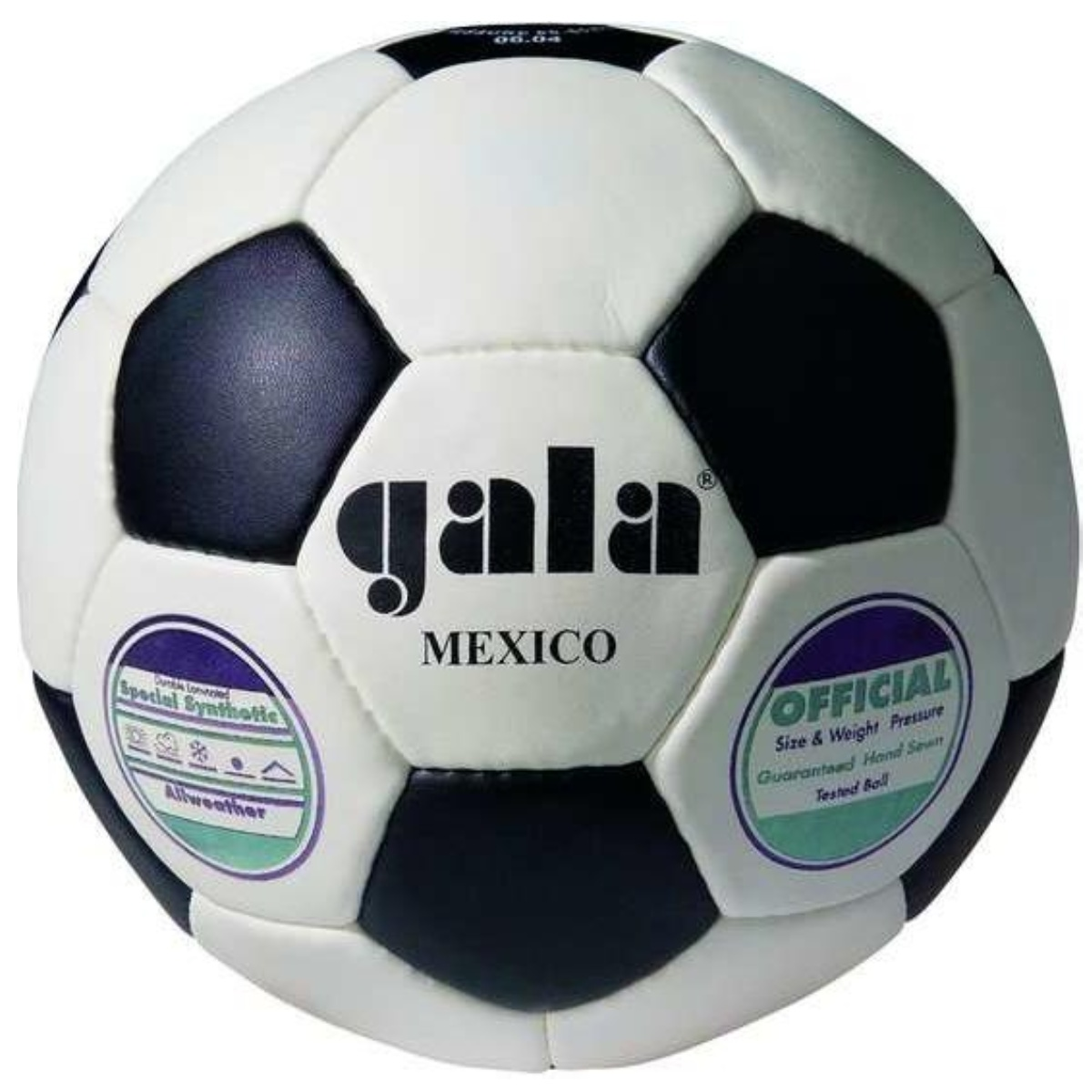 Fotbalový míč GALA Mexico BF5053S