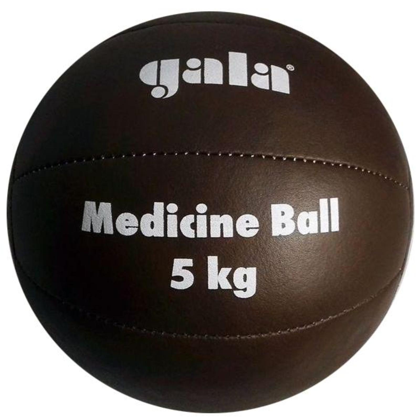 Medicimbální míč GALA Medicimbal BM0350S 5kg