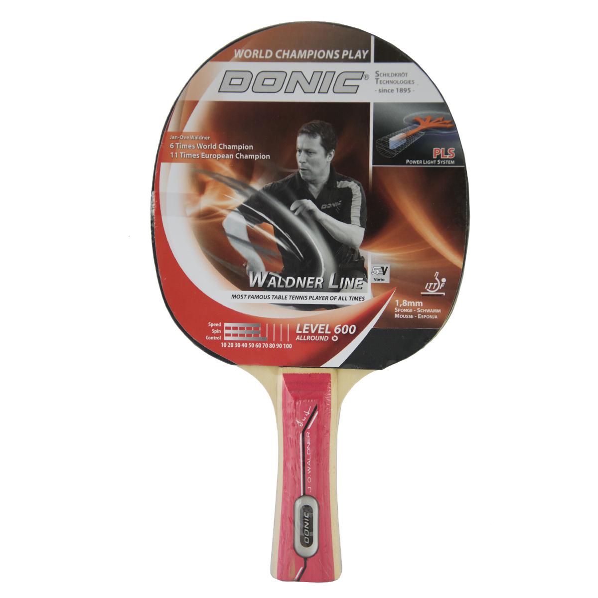 Pálka na stolní tenis DONIC Waldner 600