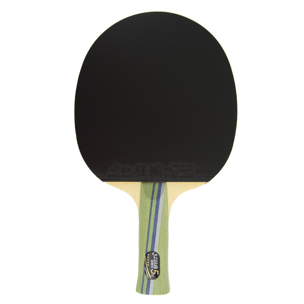 Pálka na stolní tenis DOUBLE HAPPINES 5003