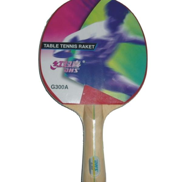 Pálka na stolní tenis DOUBLE HAPPINESS G300A