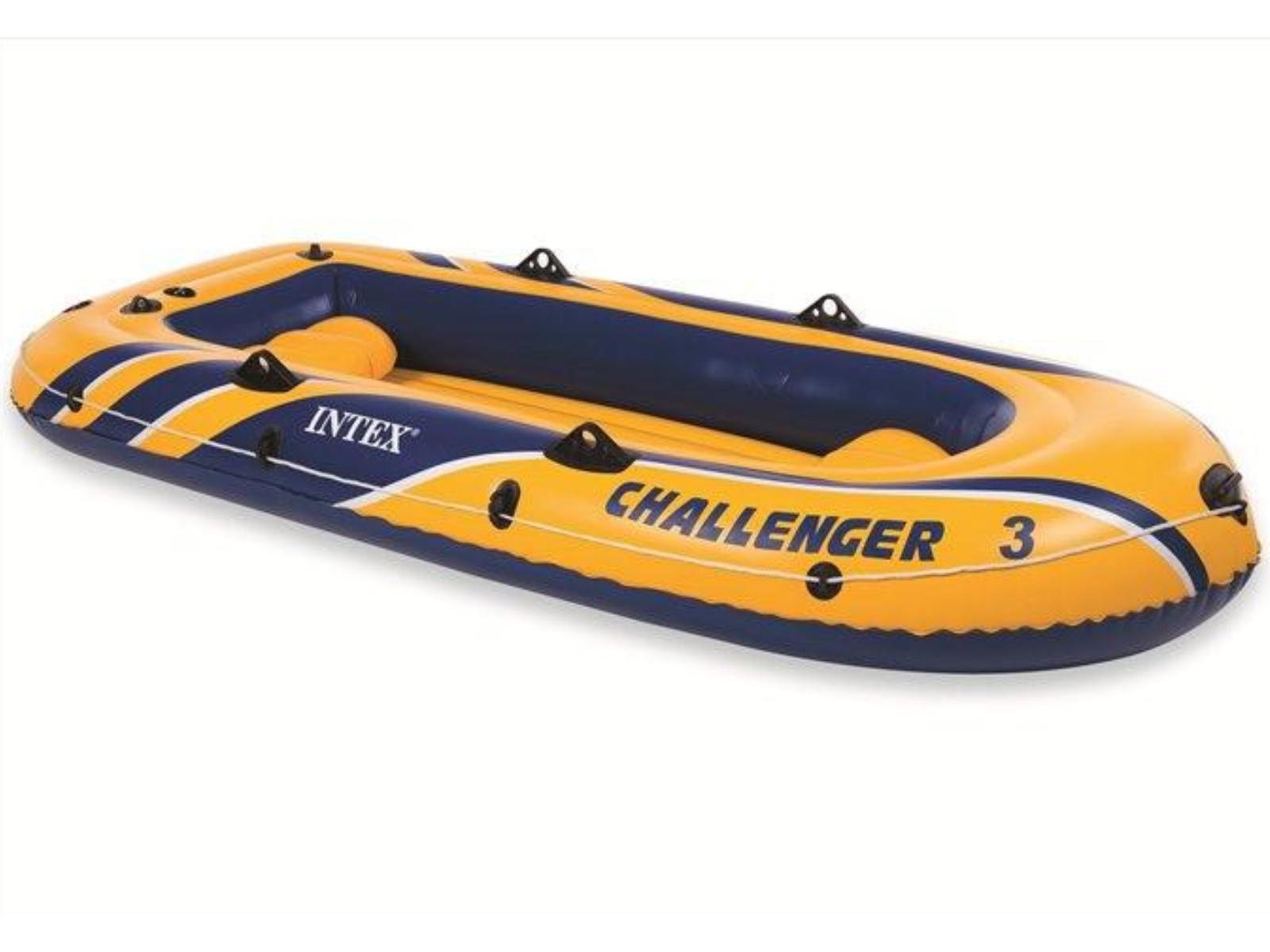 Nafukovací člun INTEX Challenger 3