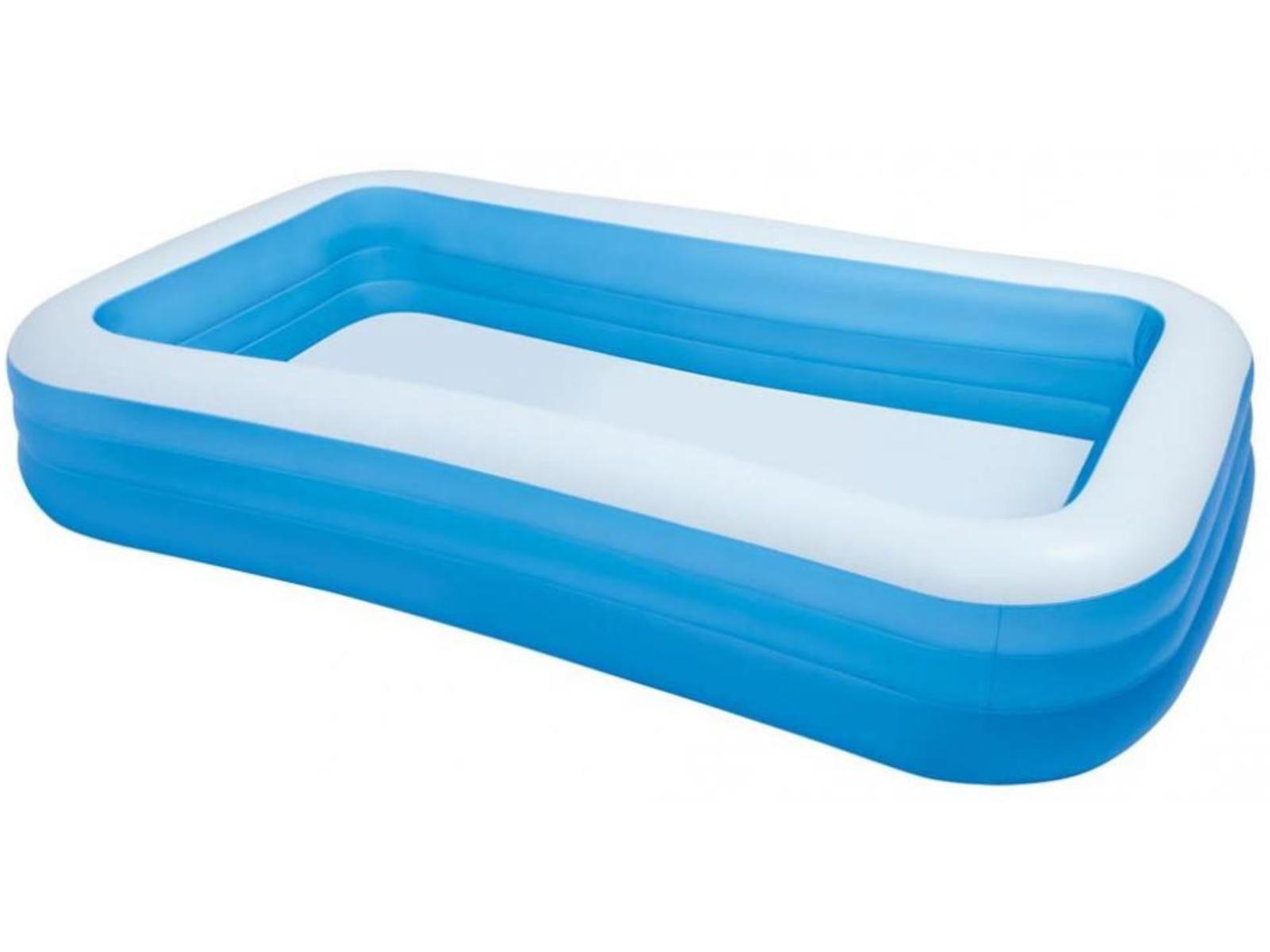 Nafukovací bazén INTEX Family obdélník 305 x 183 x 56 cm