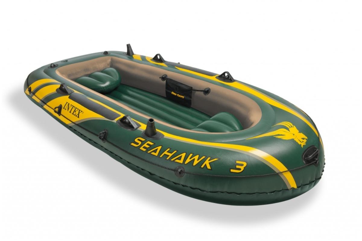 Nafukovací člun INTEX Seahawk 3