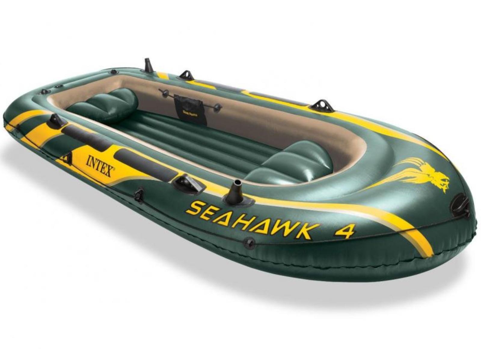 Nafukovací člun INTEX Seahawk 4