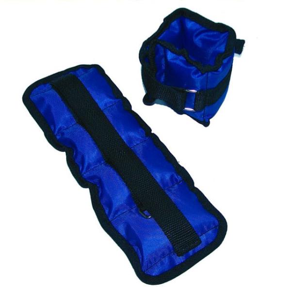 Zátěž na zápěstí Nylon 2 x 2,25 kg