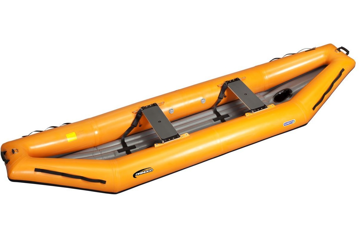 Nafukovací člun GUMOTEX Orinoko 405 N Dry - SET