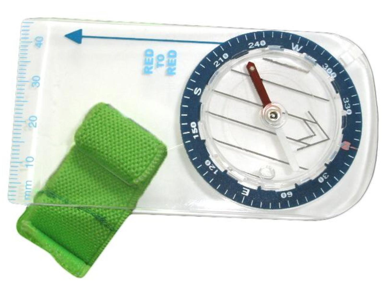 Kompas (buzola) palcová - závodní