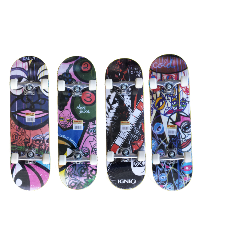 Skateboard SPARTAN Junior
