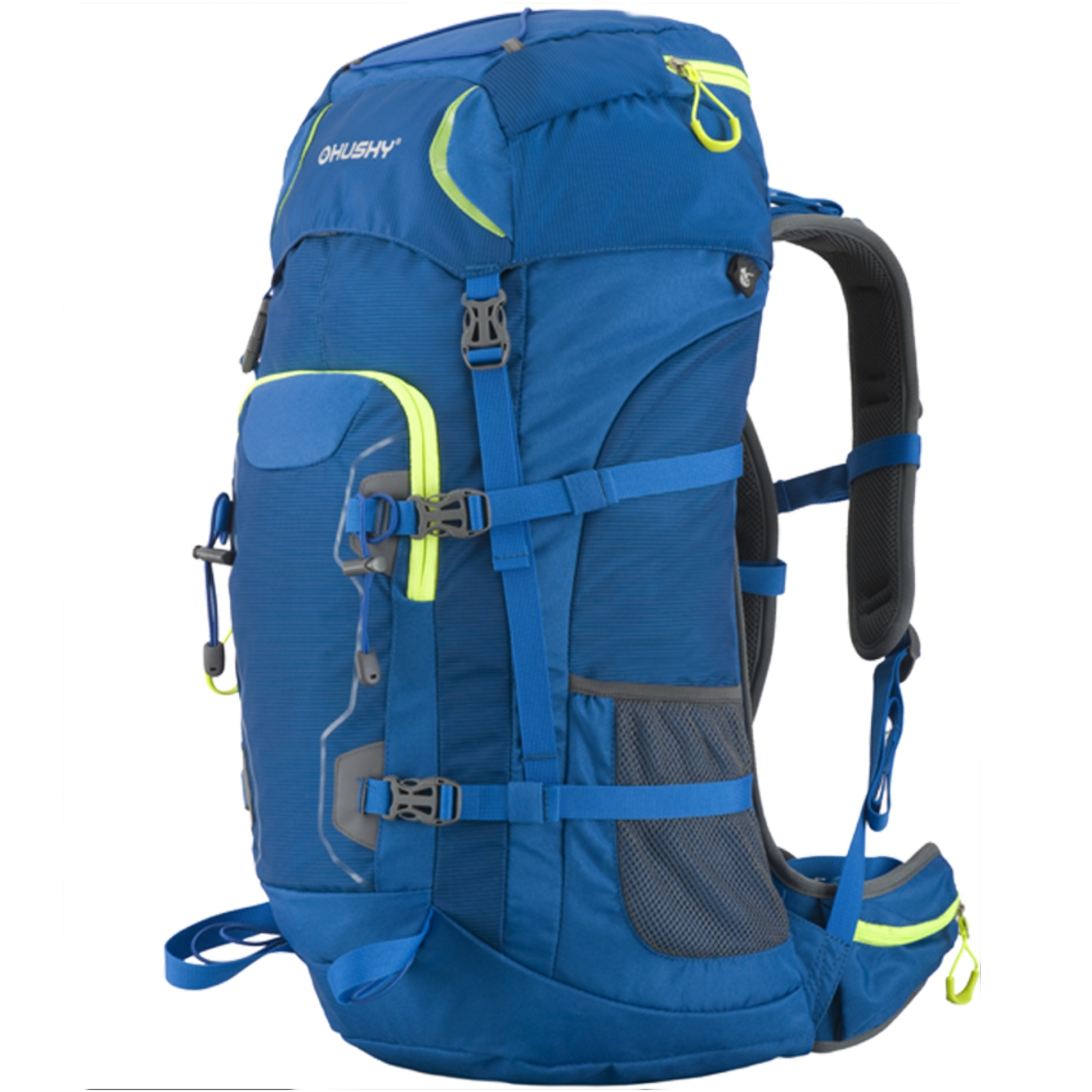 Batoh HUSKY Sloper 45 - modrý