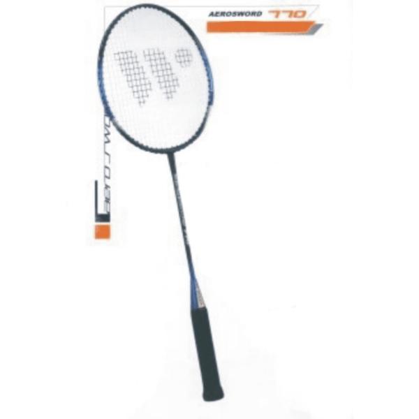 Badmintonová raketa WISH Fushiontecon 770