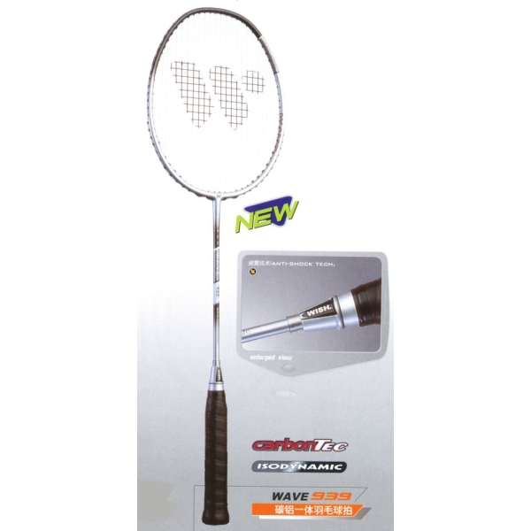 Badmintonová raketa WISH Carbon 939