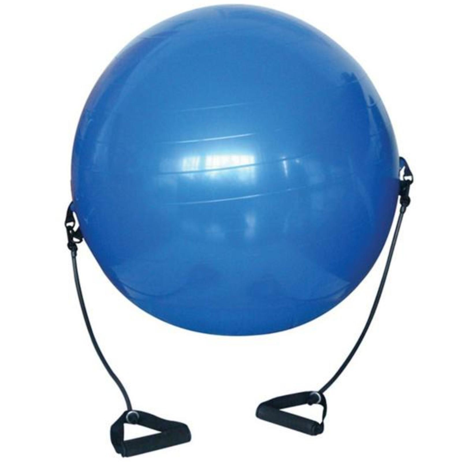 Gymnastický míč s úchyty průměr 65 cm