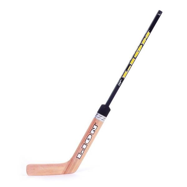 Hokejová hůl brankářská LION 7722 - 125 cm levá