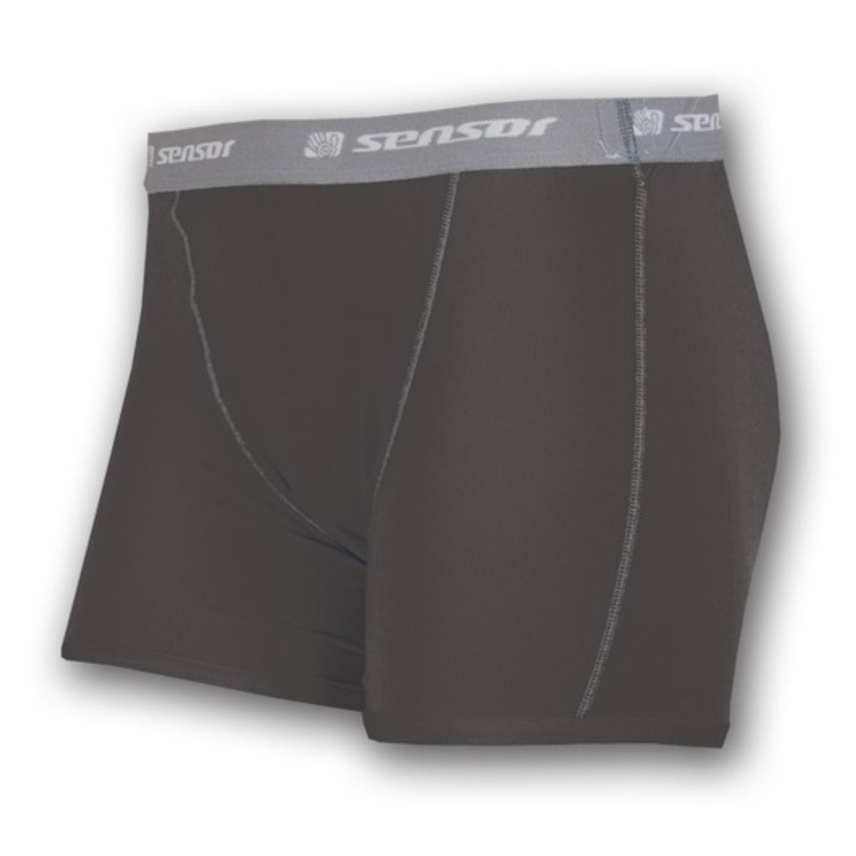Kalhotky SENSOR Coolmax Fresh černé - vel. L