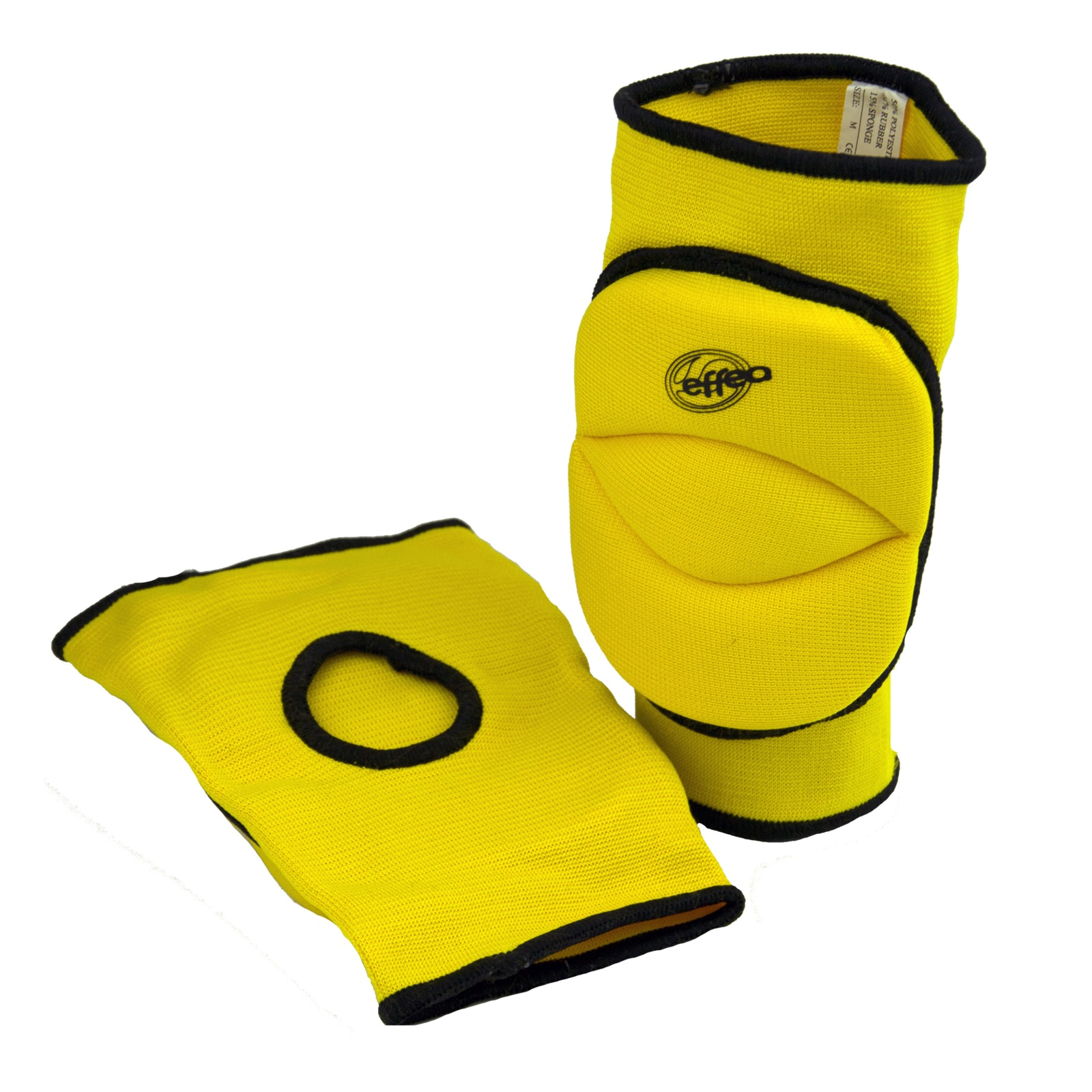 Volejbalové chrániče kolen EFFEA 6644 KD žluté