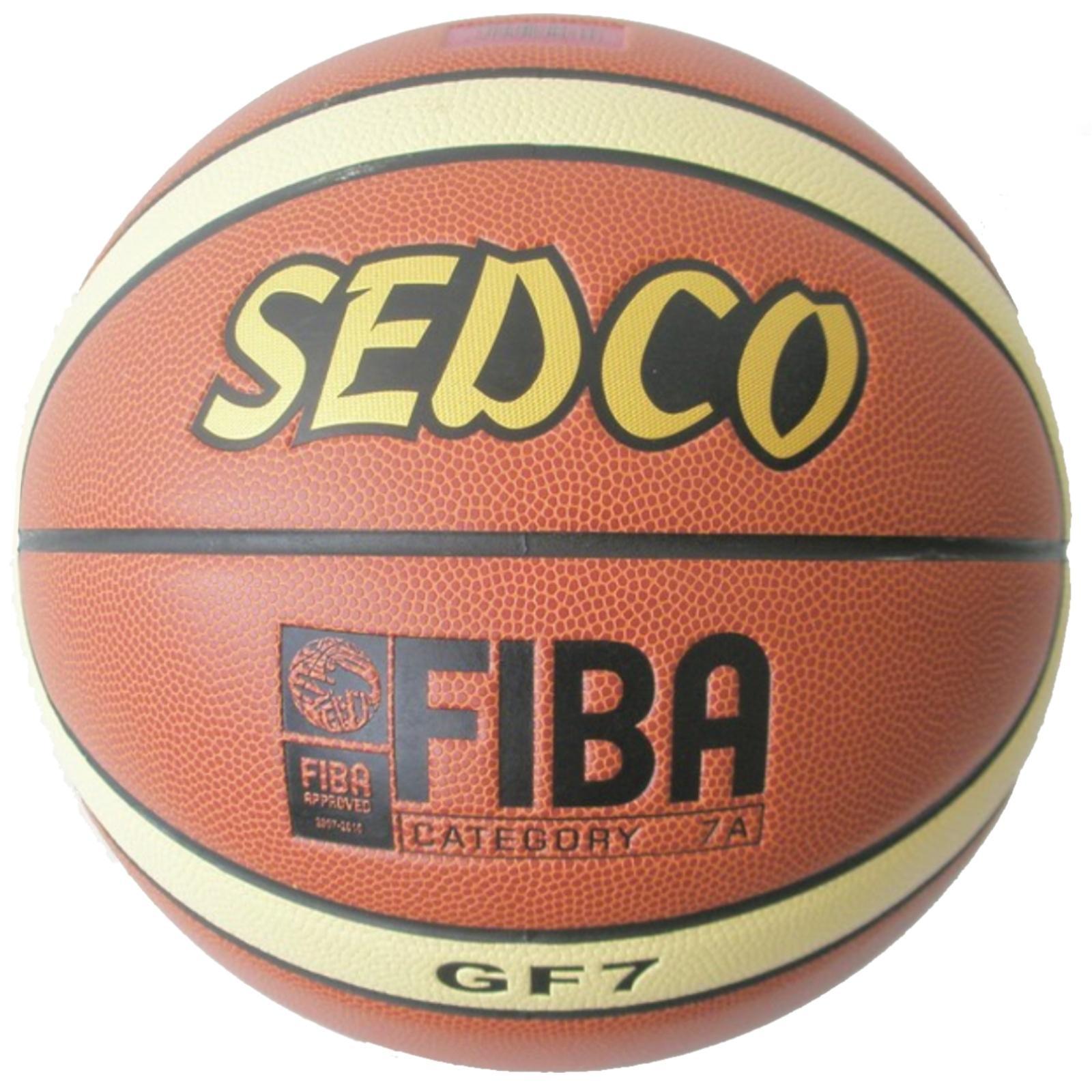 Basketbalový míč SEDCO Category GF 7