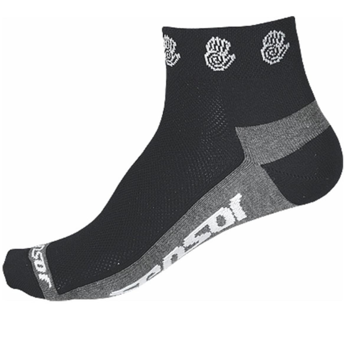 Ponožky SENSOR Race Lite Ručičky černé vel. 9-11