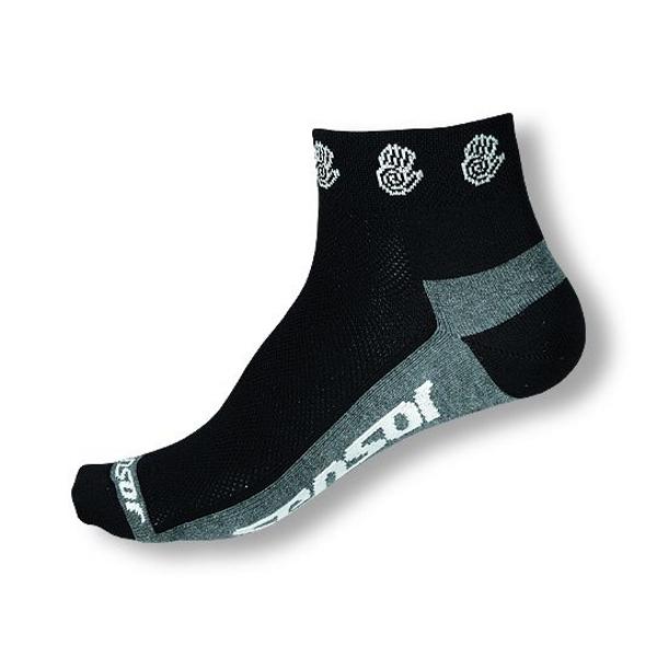 Ponožky SENSOR Race Lite Ručičky černé vel. 6-8