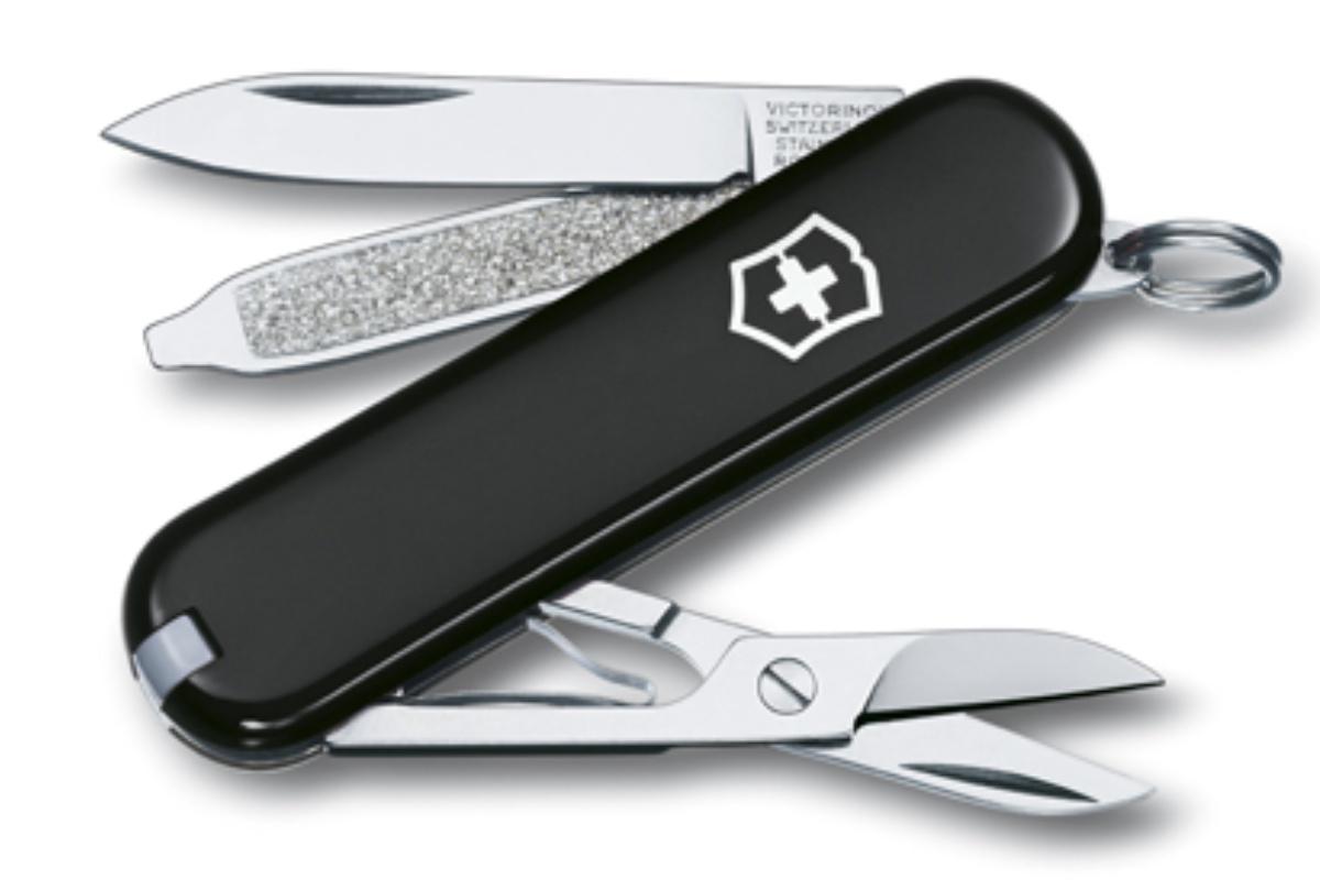 Kapesní nůž VICTORINOX Classic SD - černý
