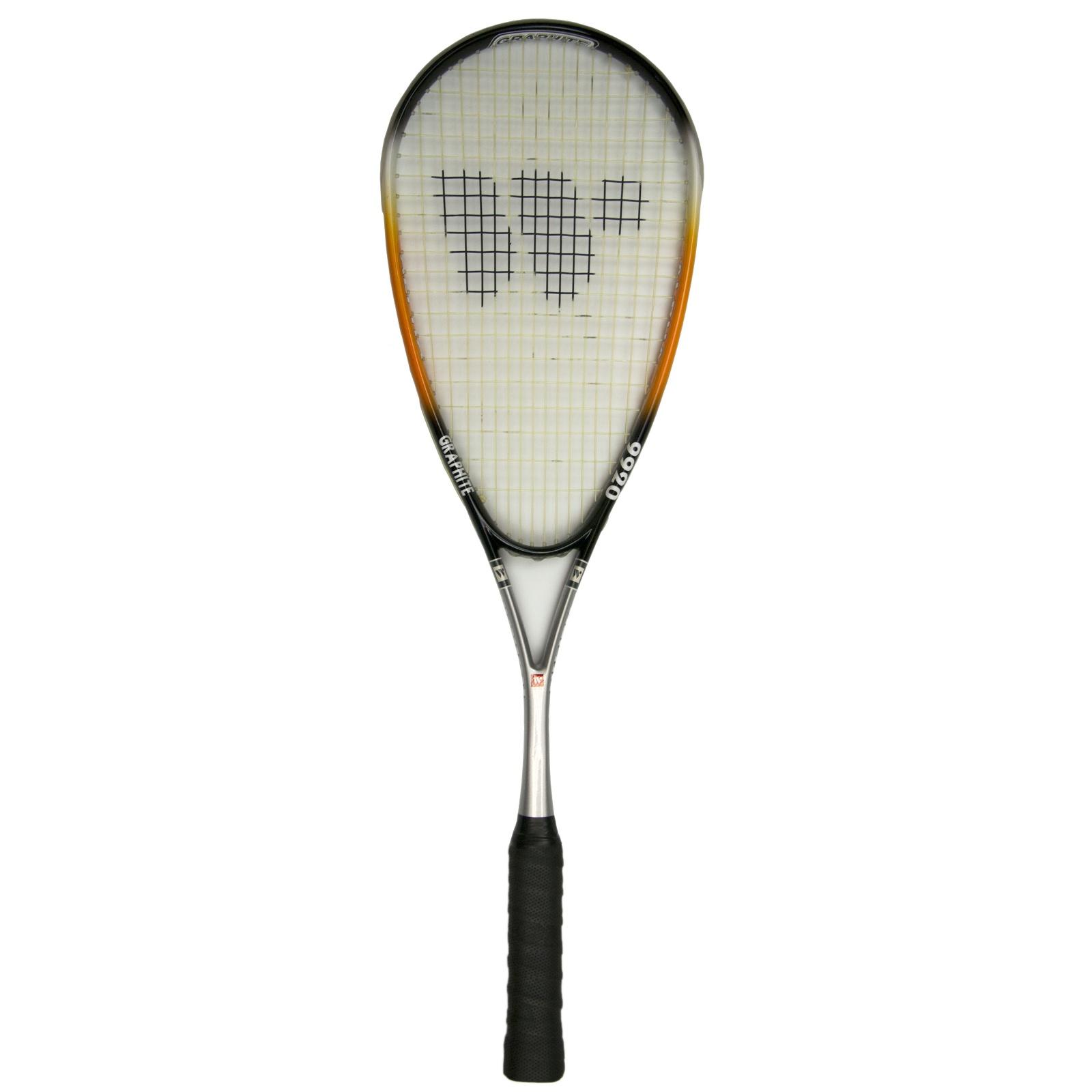 Squashová raketa WISH Alpha Grafit 9920