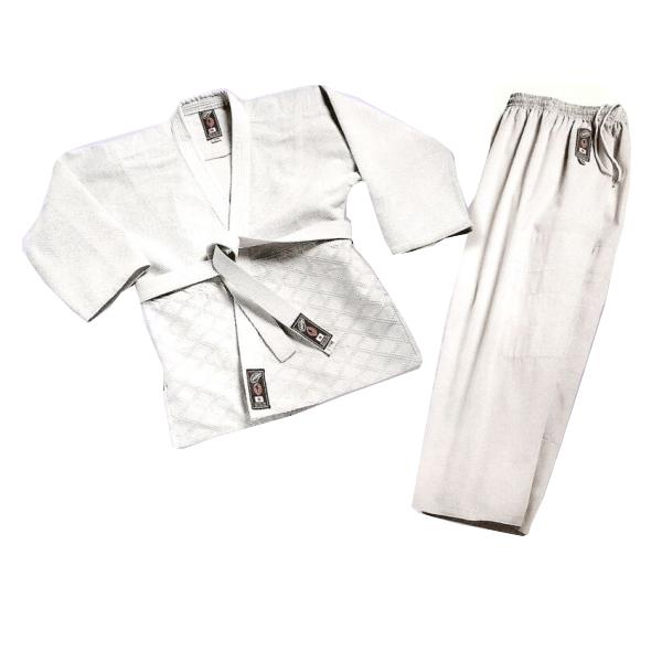 Kimono Judo TAMASHI bílé - 120 cm