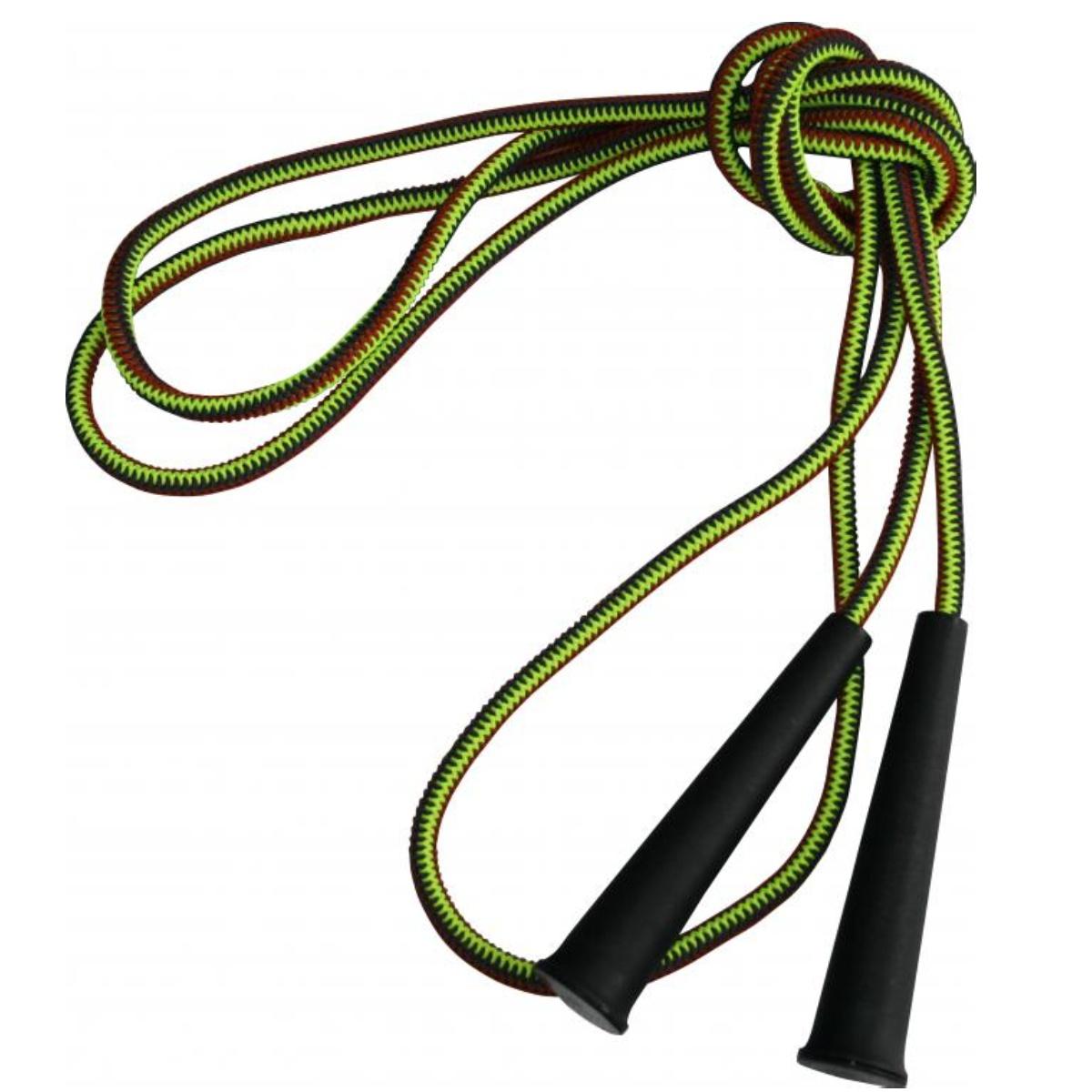 Gymnastické švihadlo elastické 5 metrů
