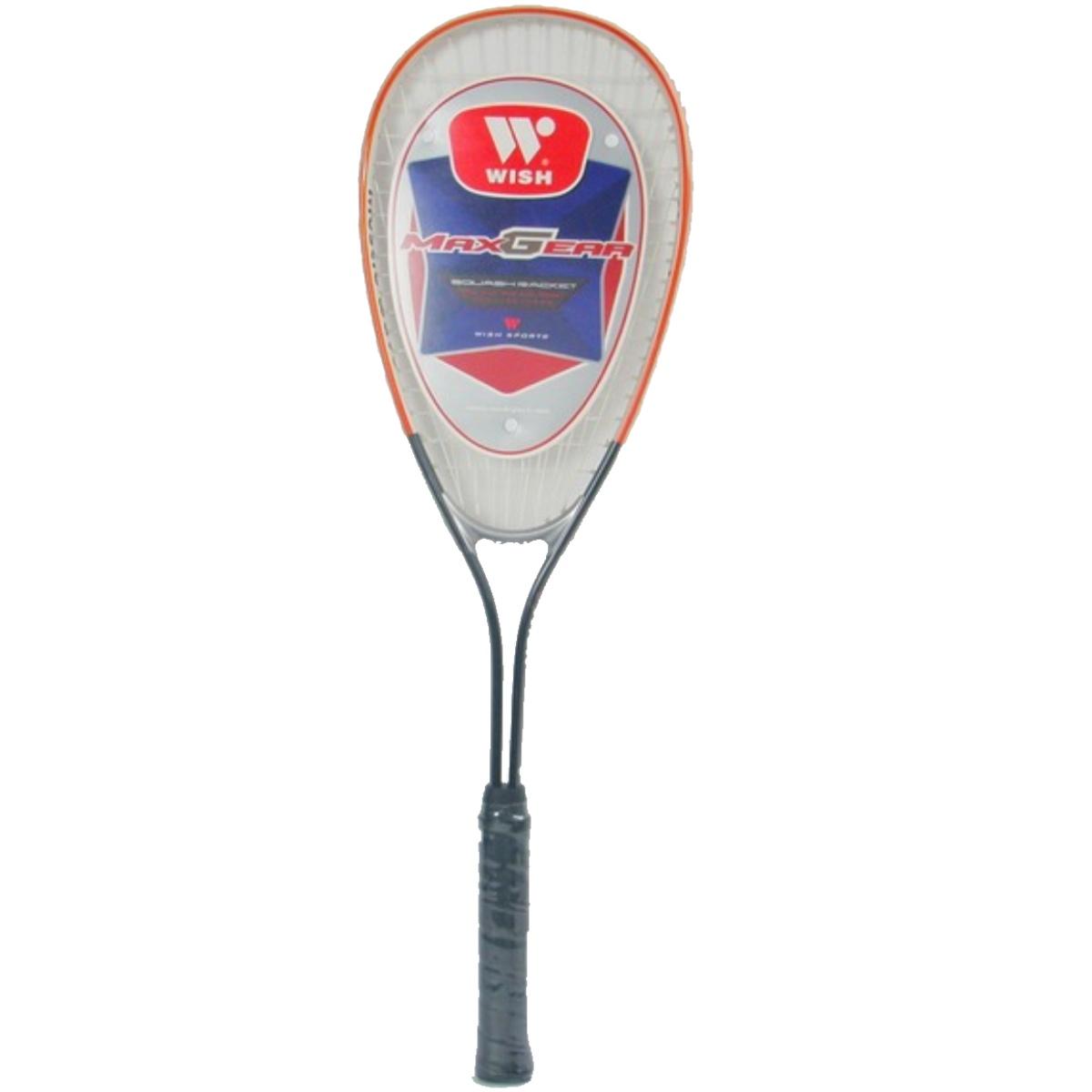 Squashová raketa WISH Alu 9902