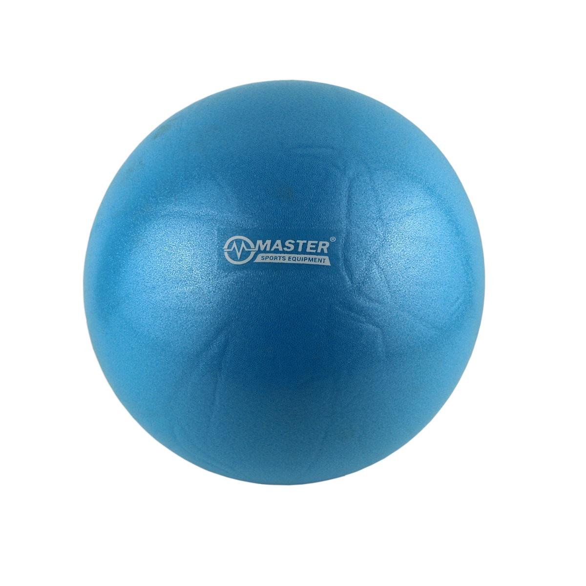 Gymnastický míč MASTER over ball - 26 cm - modrý