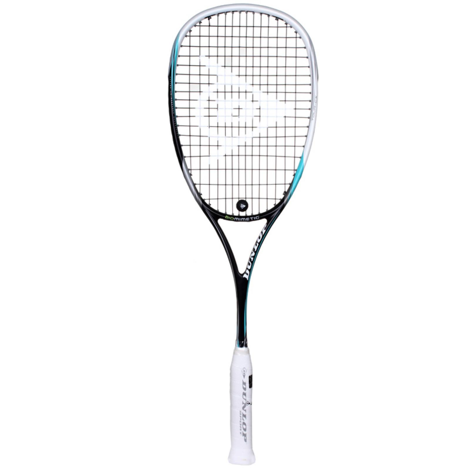 Squashová raketa DUNLOP Biomimetic II Tour CX