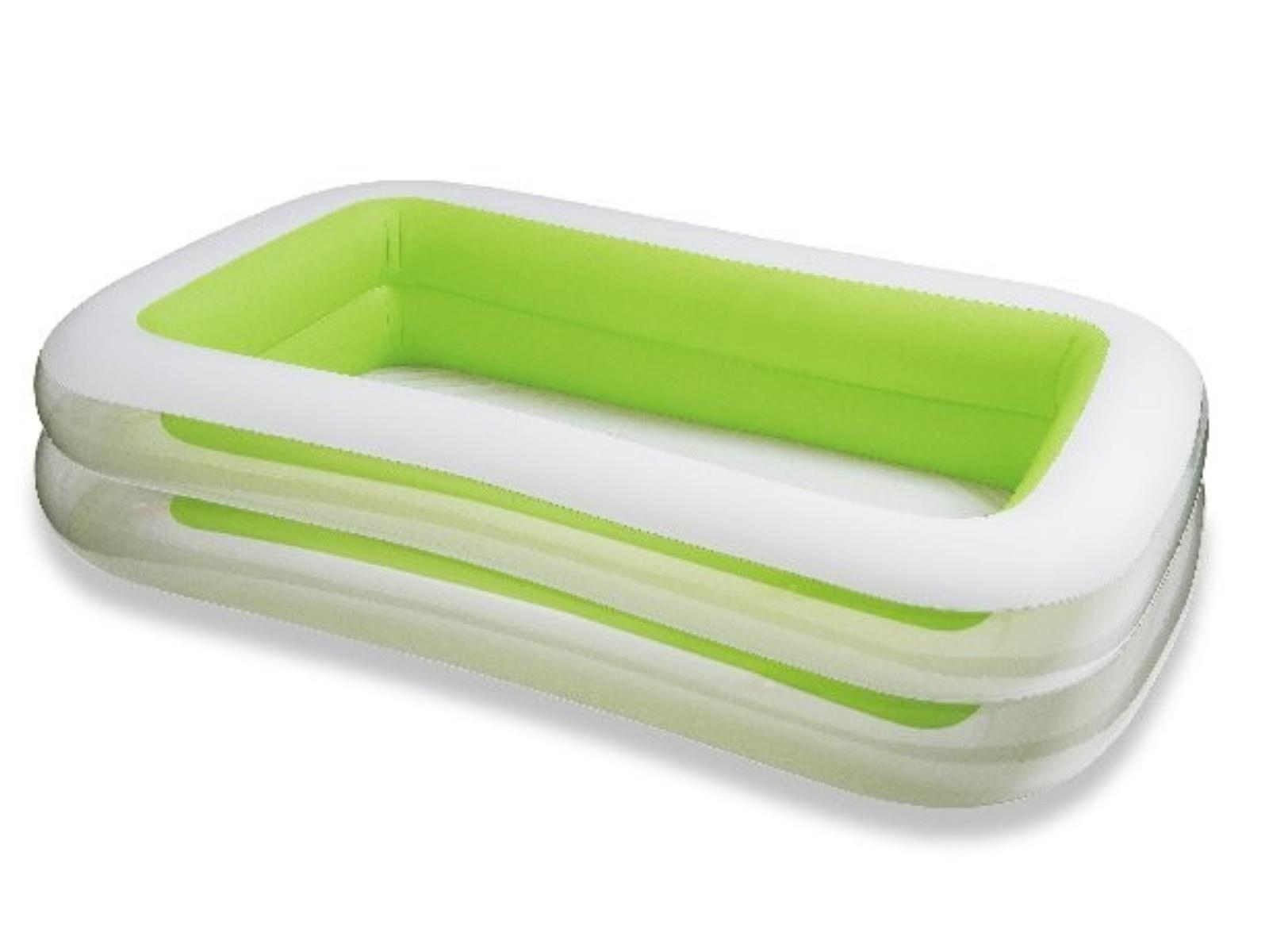 Nafukovací bazén INTEX Family obdélník 262 x 175 cm
