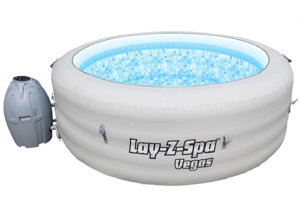 Vířivý bazén BESTWAY Lay-Z Spa - Whirpool Vegas s vyhříváním