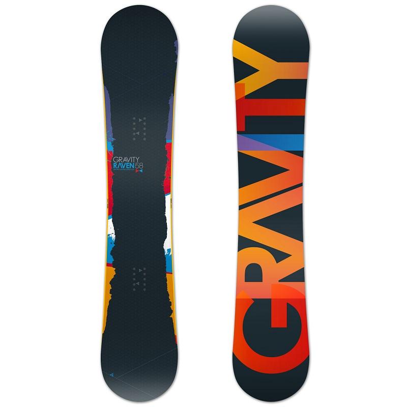 Snowboard GRAVITY Raven - 163 cm
